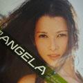 Lara Bohinc ラムスキン・ハンドバッグ 月刊ANGELA(レスリー・キー撮影)アンジェラさん直筆サイン入り