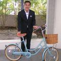 特注限定品(20インチ)フレッシュネスオリジナル自転車